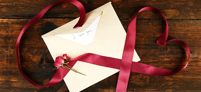 プロポーズに添えて……メッセージカードに書く言葉は?
