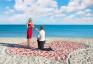 海辺でサプライズプロポーズをしてみよう