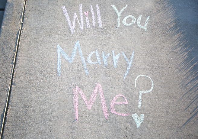 シャイな人も使える! 定番プロポーズの言葉を英語で伝えよう
