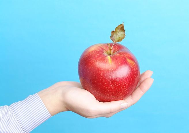 禁断の果実「リンゴ」を使った驚きの中性ヨーロッパの告白って?