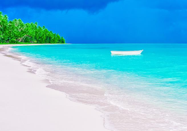 絶対に二人きりになれる「無人島」でのプロポーズ