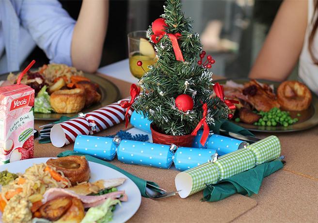 今年のクリスマスは日曜日。3連休最後のデートは自宅でまったりホームパーティ