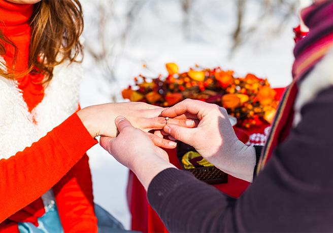 盛り上り必須! フラッシュモブでクリスマスプロポーズを!