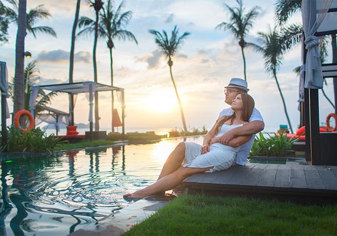 常夏のリゾートで思い出のプロポーズを。おすすめの海外リゾート4選