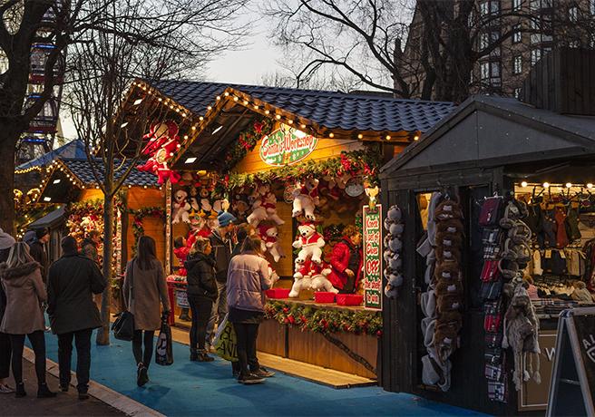 クリスマスデートで訪れたい!ヨーロッパの雰囲気が味わえるクリスマスマーケット(関東エリア)