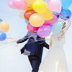 結婚式の定番演出「バルーンリリース」をオシャレにしよう!